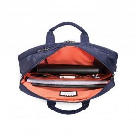 Everki EKB460 ContemPRO Tas Selempang Laptop Briefcase Commuter Bag 15.6 Inch - Navy Blue - 7