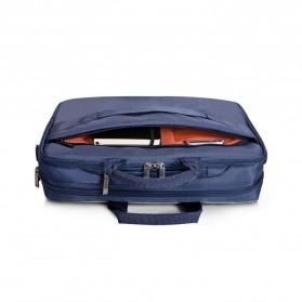 Everki EKB460 ContemPRO Tas Selempang Laptop Briefcase Commuter Bag 15.6 Inch - Navy Blue - 8