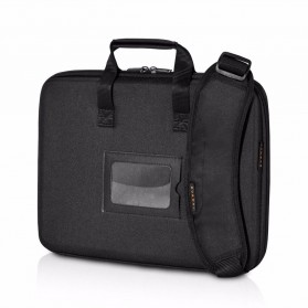 Everki EKF880 EVA Tas Selempang Laptop Hard Case Universal 14.1 Inch - Black - 2