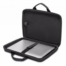Everki EKF842 EVA Hard Case Tas Laptop Sleeves Bag 11.7 Inch - Black - 3