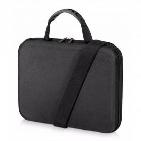 Everki EKF850 EVA Hard Case Tas Laptop Sleeves Bag 12.1 Inch with Separate Tablet Slot - Black - 2