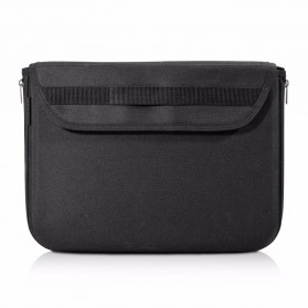 Everki EKF870 EVA Hard Case Tas Laptop Sleeves Bag Top Loader 13.3 inch - Black - 1