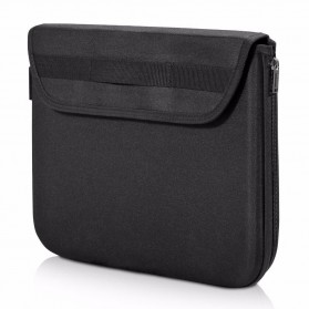 Everki EKF870 EVA Hard Case Tas Laptop Sleeves Bag Top Loader 13.3 inch - Black - 2