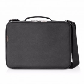 Everki EKF871 Core Tas Laptop Sleeves Bag Hard Shell Case 13.3 inch - Black - 1