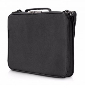 Everki EKF871 Core Tas Laptop Sleeves Bag Hard Shell Case 13.3 inch - Black - 2