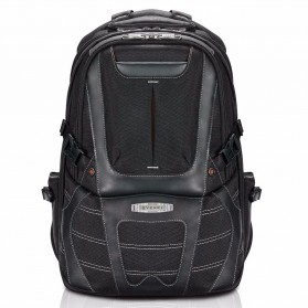 Everki EKP133B Concept 2 Tas Ransel Laptop Premium Travel Backpack 17.3 Inch - Black