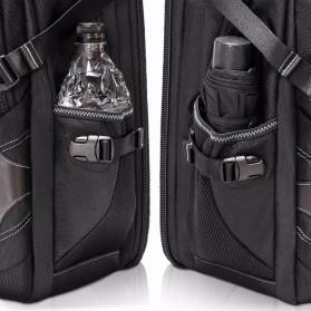 Everki EKP133B Concept 2 Tas Ransel Laptop Premium Travel Backpack 17.3 Inch - Black - 10