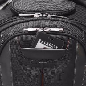 Everki EKP133B Concept 2 Tas Ransel Laptop Premium Travel Backpack 17.3 Inch - Black - 11