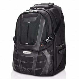 Everki EKP133B Concept 2 Tas Ransel Laptop Premium Travel Backpack 17.3 Inch - Black - 4
