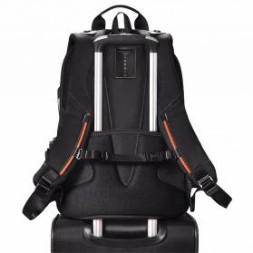 Everki EKP133B Concept 2 Tas Ransel Laptop Premium Travel Backpack 17.3 Inch - Black - 5