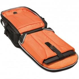 Everki EKP133B Concept 2 Tas Ransel Laptop Premium Travel Backpack 17.3 Inch - Black - 6