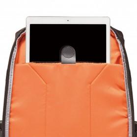 Everki EKP133B Concept 2 Tas Ransel Laptop Premium Travel Backpack 17.3 Inch - Black - 7