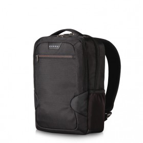 Everki EKP118 - Studio Slim Laptop Backpack Up to 14 Inch / Macbook Pro 15 - Black - 1