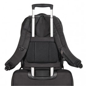 Everki EKP118 - Studio Slim Laptop Backpack Up to 14 Inch / Macbook Pro 15 - Black - 9