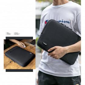 KALIDI Sleeve Case for Laptop 15/15.6 Inch - CNC70 - Black - 11
