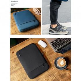 KALIDI Sleeve Case for Laptop 15/15.6 Inch - CNC70 - Black - 12