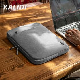KALIDI Sleeve Case for Laptop 15/15.6 Inch - CNC70 - Black - 3