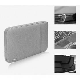 KALIDI Sleeve Case for Laptop 15/15.6 Inch - CNC70 - Black - 7