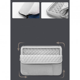 KALIDI Sleeve Case for Laptop 15/15.6 Inch - CNC70 - Black - 9