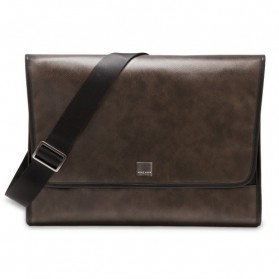 Messenger Bag / Tas Selempang - Acme Made The Clutch for MacBook Air/Pro and Laptop 13 Inch - Brown Canvas
