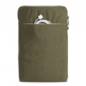 Acme Made The Montgomery Street Sleeve for Ultrabook 11 Inch - Olive Green - 2