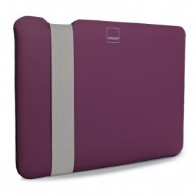 Acme Made The Skinny Sleeve MacBook Air 13 Inch - Pink/Gray - 1