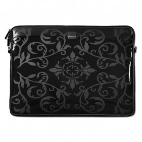 Sleeve & Soft Case - Acme Made Lombard Sleeve MacBook Pro 15 Inch - Black Antik