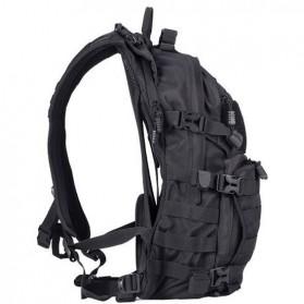 Nitecore BP20 Tas Ransel Laptop Tactical Outdoor - Black - 4