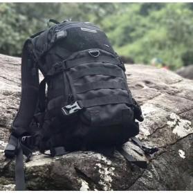 Nitecore BP20 Tas Ransel Laptop Tactical Outdoor - Black - 6