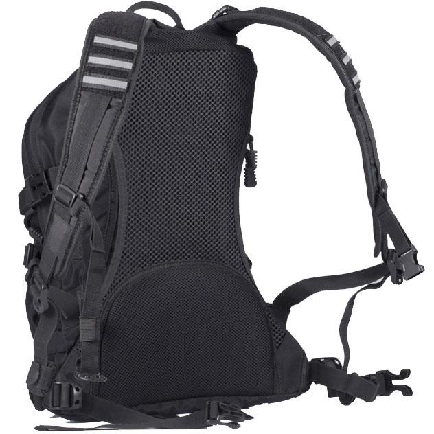 ... Nitecore BP20 Tas Ransel Laptop Tactical Outdoor - Black - 3 ...