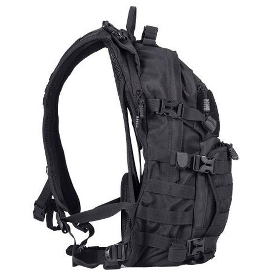 ... Nitecore BP20 Tas Ransel Laptop Tactical Outdoor - Black - 4 ...