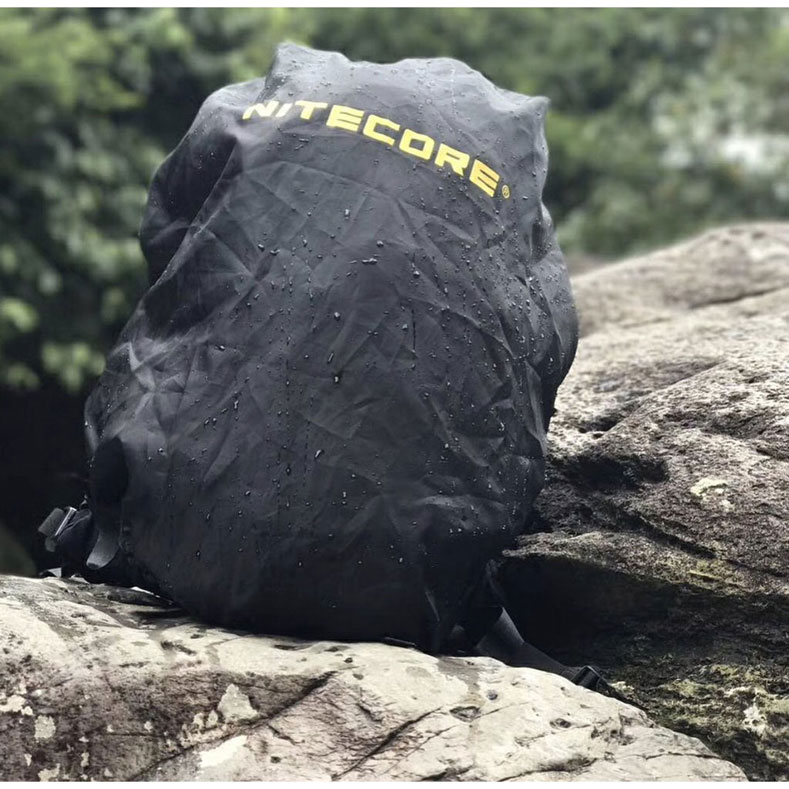 Nitecore BP20 Tas Ransel Laptop Tactical Outdoor - Black - 7 ...