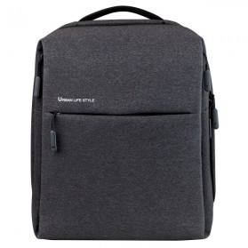 Xiaomi Tas Laptop Ransel Minimalis - Dark Gray