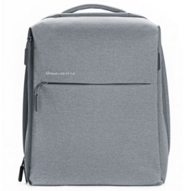 Xiaomi Tas Laptop Ransel Minimalis - Light Gray - 1