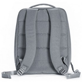 Xiaomi Tas Laptop Ransel Minimalis - Light Gray - 2