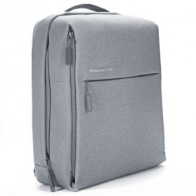 Xiaomi Tas Laptop Ransel Minimalis - Light Gray - 5