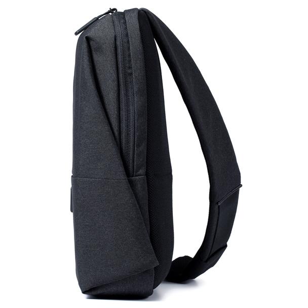 ... Xiaomi Tas Selempang Crossbody Bag Urban Style (ORIGINAL) - Dark Gray - 3 ...