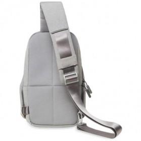 Xiaomi Tas Selempang Crossbody Bag Urban Style (ORIGINAL) - Light Gray - 4