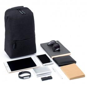 Xiaomi Tas Selempang Urban Style (ORIGINAL) - Light Gray - 8