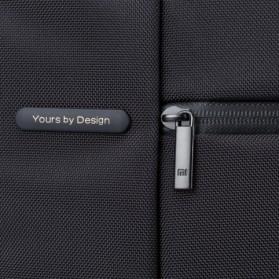 Xiaomi Millet Tas Ransel Laptop Classic Business Travel - Black - 5
