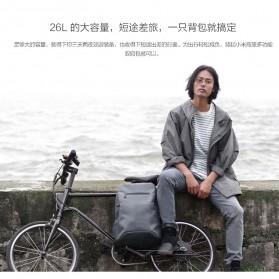 Xiaomi Millet Business Tas Ransel Multifungsi - Black - 6