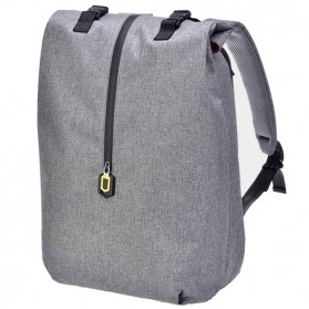 Xiaomi 90 Point Tas Ransel Laptop Rolltop Casual - Gray
