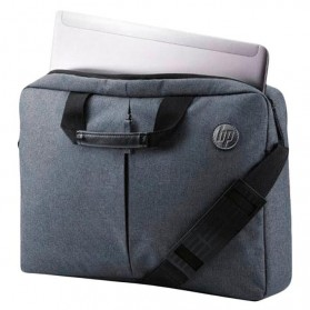HP Value Top Load Tas Laptop 15.6 Inch - K0B38AA - Gray - 2