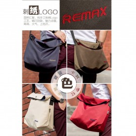 Remax Fashion Notebook Bags - Single 199 - White - 2