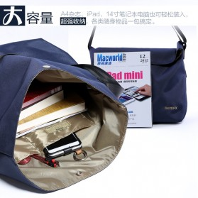 Remax Fashion Notebook Bags - Single 199 - Blue - 4