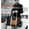 Remax Fashion Travel Bags - Single 296 - Black