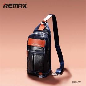 Remax Fashion School Bags - Single 302 - Black