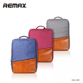 Remax Fashion Notebook Bags - Double 398 - Red - 2