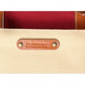 Remax Tas Laptop Fashion - Double 316 - Red - 6