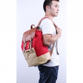 Remax Tas Laptop Fashion - Double 316 - Red - 7
